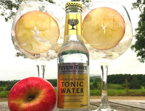 "Our tipple choice of the week – ""Gin & Tonic"""