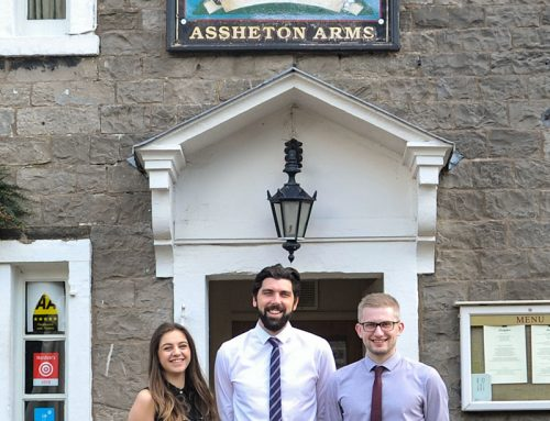 Assheton Arms: Celebrations and nominations
