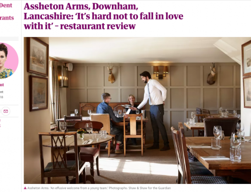 It's hard not to fall in love with the Assheton Arms…