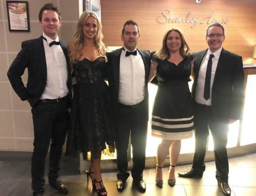 Seafood on crest of a wave after Lancashire awards win