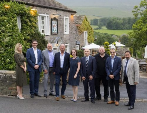 Founding Lancashire Ambassadors Inaugural Meeting held at the Assheton Arms